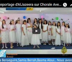 Reportage Al Jazeera TV