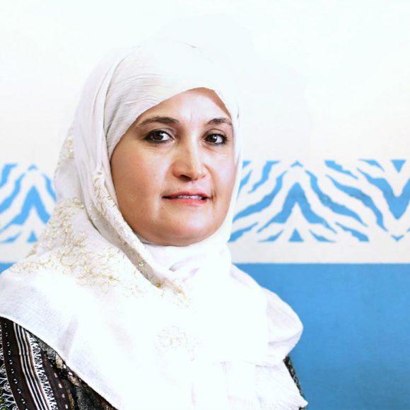 Jamila Ghannouchi